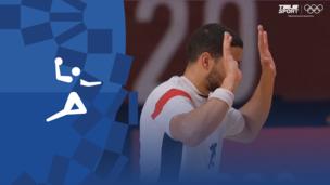Олимпиада-2020. Гандбол (муж). За 3-е место. Испания — Египет. Моменты матча. Видео
