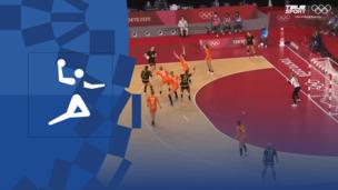 Олимпиада-2020. Гандбол (жен). Групповой этап. Нидерланды — Черногория. Видео обзор