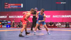 Чехиркин прошел немца — россиянин победил в квалификации на турнире в Будапеште