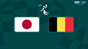 Олимпиада-2020. Баскетбол (жен). 1/4 финала. Япония — Бельгия