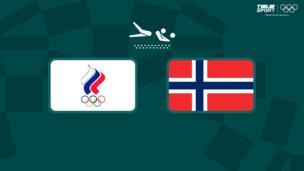 Олимпиада-2020. Пляжный волейбол (муж). 1/4 финала. Команда ОКР — Норвегия