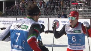 ВИДЕО. Самые яркие и скандальные моменты чемпионата России по лыжным гонкам