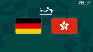 Олимпиада-2020. Настольный теннис (жен). За третье место. Германия — Гонконг