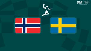 Олимпиада-2020. Гандбол (жен). За третье место. Норвегия — Швеция