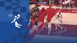 Олимпиада-2020. Баскетбол (жен). За 3-е место. Сербия — Франция. Видео обзор