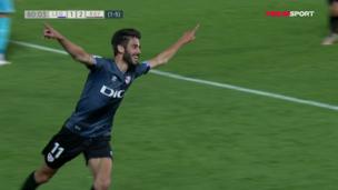 Леганес — Райо Вальекано. Плей-офф за выход в Примеру. 1:2 — видео гола Андреса Мартина