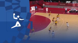 Олимпиада-2020. Гандбол (жен). 1/4 финала. Швеция — Корея. Видео обзор