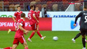 Россия — Хорватия. 0:0. Чемпионат мира — 2022. Видео обзор матча