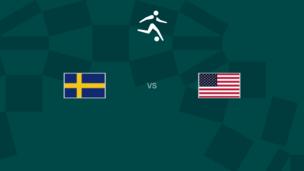 Олимпиада-2020. Футбол (жен). Швеция — США