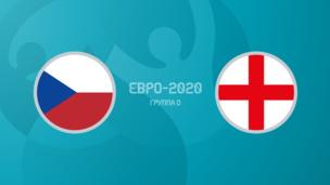 Чехия — Англия. Евро-2020. 3 тур