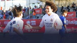 29-й Национальный турнир Памеса ЛаЛига Сантандер «Надежды». Полуфиналы
