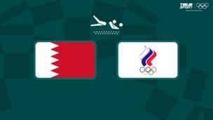 Олимпиада-2020. Пляжный волейбол (муж). 1/2 финала. Катар — Команда ОКР