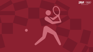 Олимпиада-2020. Теннис (муж/жен). 1/32, 1/16 финала. Корт 2