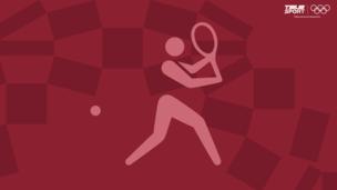Олимпиада-2020. Теннис (муж/жен). 1/32, 1/16 финала. Корт 3