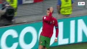 Все голы Криштиану Роналду на Евро-2020 (ВИДЕО)