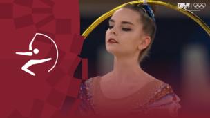 Олимпиада-2020. Художественная гимнастика (жен). Финал. Обруч. Видео моменты