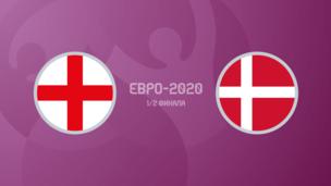 Англия — Дания — 2:1 (доп. время). Евро-2020. Обзор матча, видео голов и лучших моментов