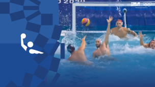 Олимпиада-2020. Водное поло (муж). Финал. Сербия — Греция. Видео обзор