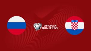 Россия — Хорватия. Чемпионат мира-2022. Квалификация