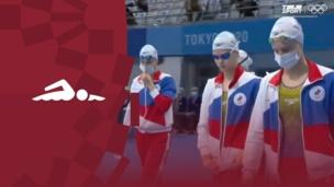 Олимпиада-2020. Плавание (жен). Комбинированная эстафета 4×100 м. Финал. Команда (ОКР). Полное видео