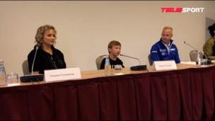 ДО СЛЕЗ! МАЛЬЧИК-ИНВАЛИД читает стихи про автогонки пилоту «Формулы-1» Никите Мазепину
