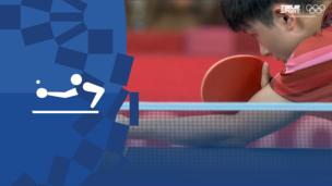 Олимпиада-2020. Настольный теннис (муж). Командное первенство. Матч 2. 1/2 финала. Япония — Германия. Видео обзор