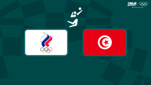 Олимпиада-2020. Волейбол (муж). Команда ОКР — Тунис