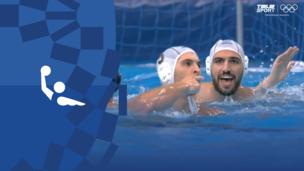 Олимпиада-2020. Водное поло (муж). Финал. Сербия — Греция. Красивые моменты. Видео