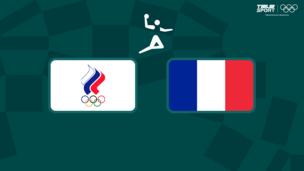 Олимпиада-2020. Гандбол (жен). Финал. Команда ОКР — Франция