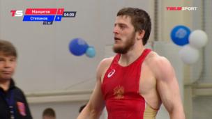 Манцигов всухую поборол Степанова на Кубке Вызова 1