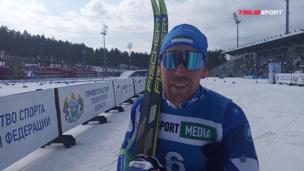 ЧЕМПИОН мужского марафона: «Хотелось сравнить себя с Большуновым»