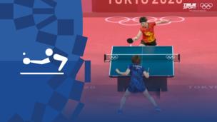 Олимпиада-2020. Настольный теннис (жен). Командное первенство. Матч 3. Финал. Китай — Япония. Видео обзор