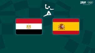 Олимпиада-2020. Гандбол (муж). За третье место. Египет — Испания