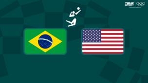 Олимпиада-2020. Волейбол (жен). Финал. Бразилия — США