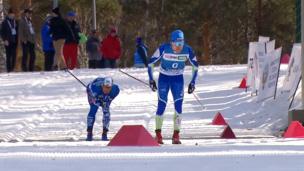 Как Илья Семиков убежал от Алексея Шемякина на последних километрах марафона