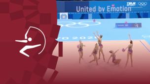 Олимпиада-2020. Художественная гимнастика (жен). Групповое многоборье. Финал. Команда (ОКР). Видео обзор