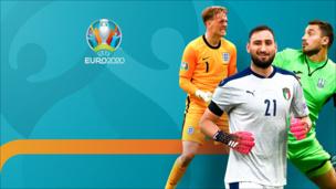 ТОП-10 сэйвов вратарей на Евро-2020: Доннарумма, Бущан, Пикфорд