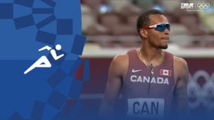 Олимпиада-2020. Легкая атлетика (муж). Эстафета. 4×100 м. Финал. Полное видео