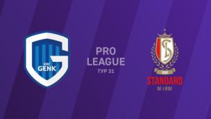 Генк — Стандард. Про-лига. 31 тур
