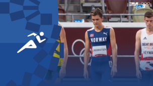 Олимпиада-2020. Легкая атлетика (муж). 1500 м. Финал. Полное видео