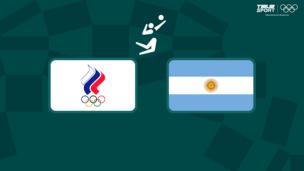 Олимпиада-2020. Волейбол (муж). Команда ОКР — Аргентина