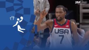 Олимпиада-2020. Баскетбол (муж). Финал. Франция — США. Видео обзор
