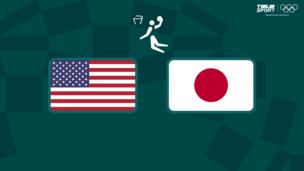 Олимпиада-2020. Баскетбол (жен). Финал. США — Япония