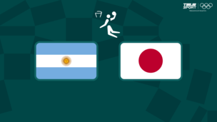 Олимпиада-2020. Баскетбол (муж). Аргентина — Япония