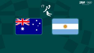 Олимпиада-2020. Баскетбол (муж). 1/4 финала. Австралия — Аргентина