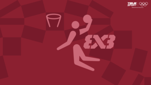 Олимпиада-2020. Баскетбол 3×3. Команда ОКР — Китай, Румыния — Япония (ж), Команда ОКР — Китай, Сербия — Нидерланды (м)
