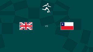 Олимпиада-2020. Футбол (жен). Великобритания — Чили