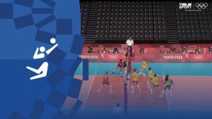 Олимпиада-2020. Волейбол (жен). Финал. Бразилия — США. Видео обзор