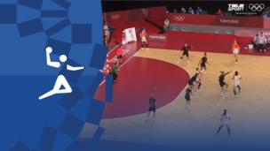 Олимпиада-2020. Гандбол (жен). Групповой этап. Венгрия — Швеция. Видео обзор