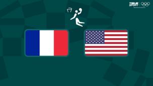 Олимпиада-2020. Баскетбол (муж). Финал. Франция — США